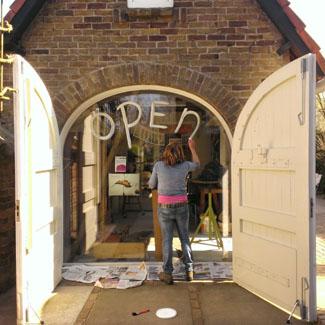 Mainatelier open