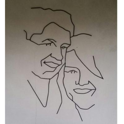 Mark en Petra